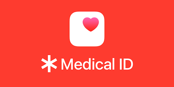 Setup your iOS Medical ID