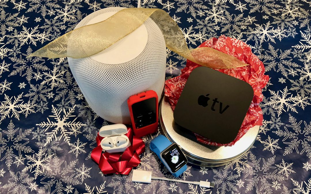 The Best Apple-Related Gifts for 2018