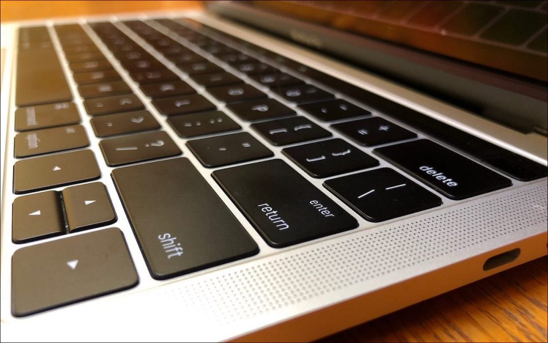 Have a Recent Apple MacBook or MacBook Pro? Here's What You Need to Know about the Butterfly Keyboard