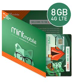 MintMobile SIM card