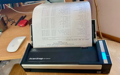 Yay! Older ScanSnap Scanners Get New Life in Catalina with ScanSnap Manager V7