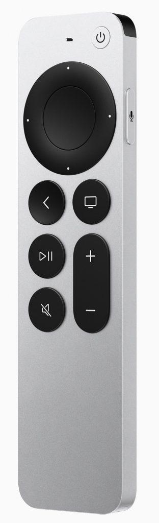 New Siri Remote